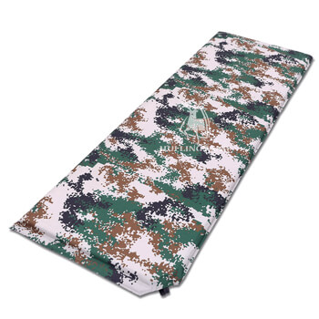 Digital camouflage single self inflatable cushion H81