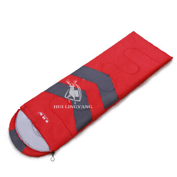 Cotton envelope sleeping bag H39