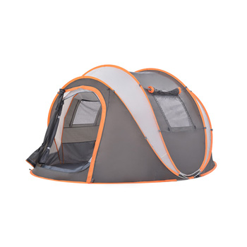 3-4 Person Double Layer Automatic Throwing Open Tent HKC13K017